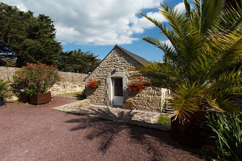 Une maison de plain-pied en Bretagne
