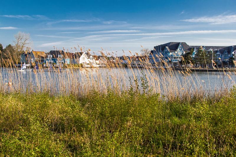 Le village de Belle Dune de Pierre et Vacances