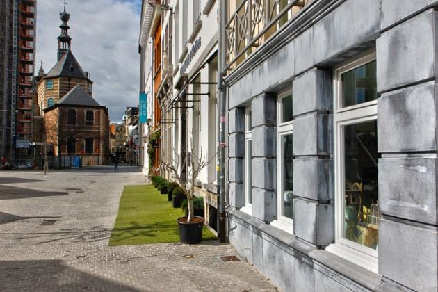 Rue à Anvers