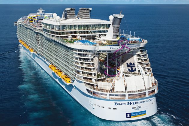 l'Harmony of the Seas