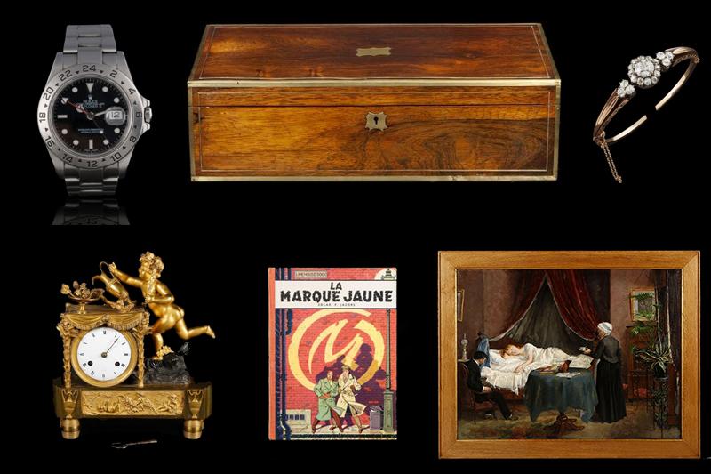 vendre ses objets aux ench res. Black Bedroom Furniture Sets. Home Design Ideas