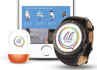 Lili Smart , une solution dédiée aux aidants et malades d'Alzheimer