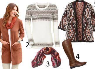 Notre sélection mode femme pour novembre