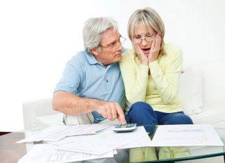 Vivre avec une petite retraite