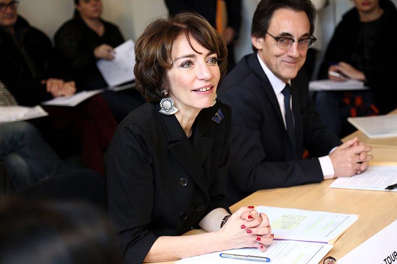 Simplification du système de retraites : après la création du compte personnel, Marisol TOURAINE lance le 1 er service de demande de retraite en ligne