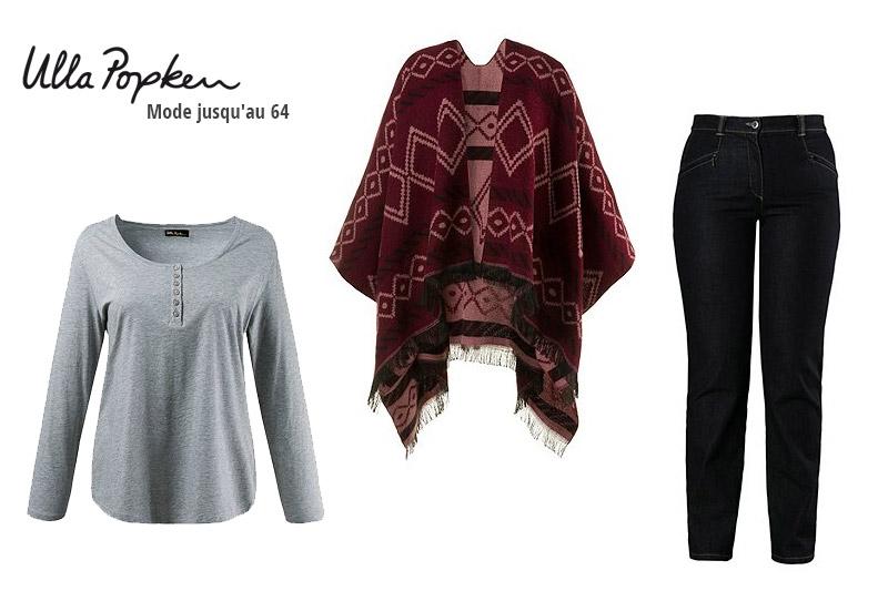 La mode pour les femmes rondes avec Ulla Popken
