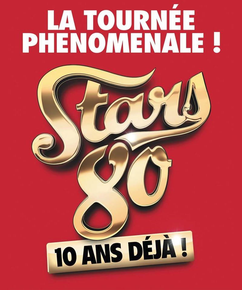 Une nouvelle tournée Stars 80 en 2017