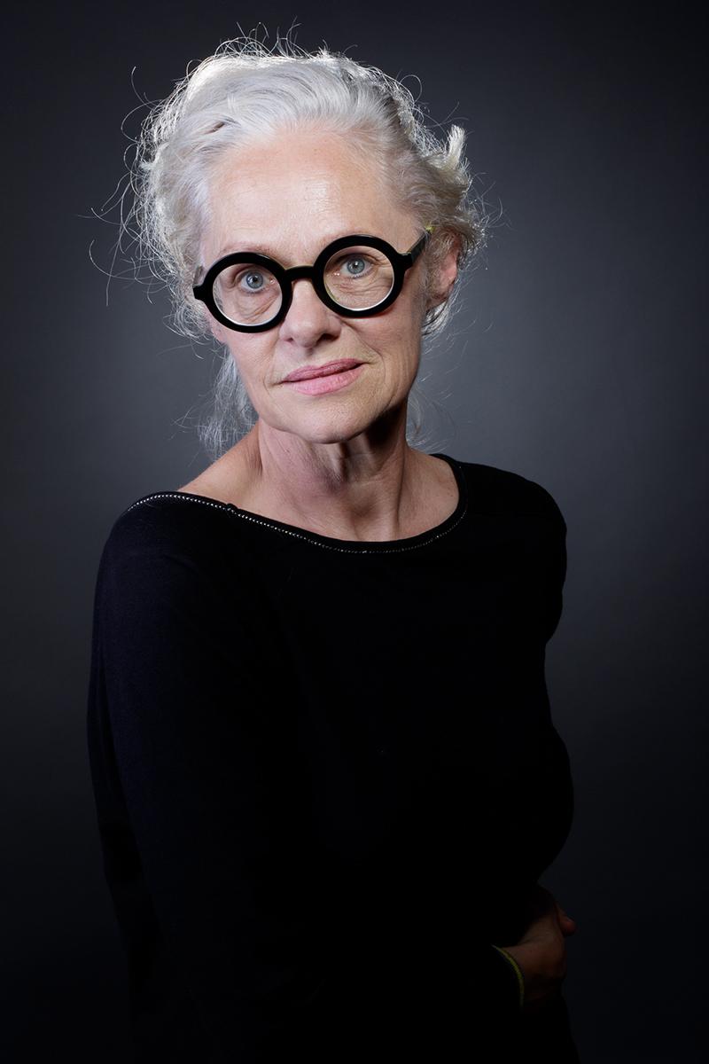 mannequin senior femme
