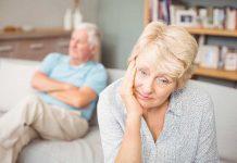 Les problèmes de couples à la retraite