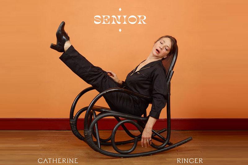 Senior, le clip de Catherine Ringer contre le jeunisme