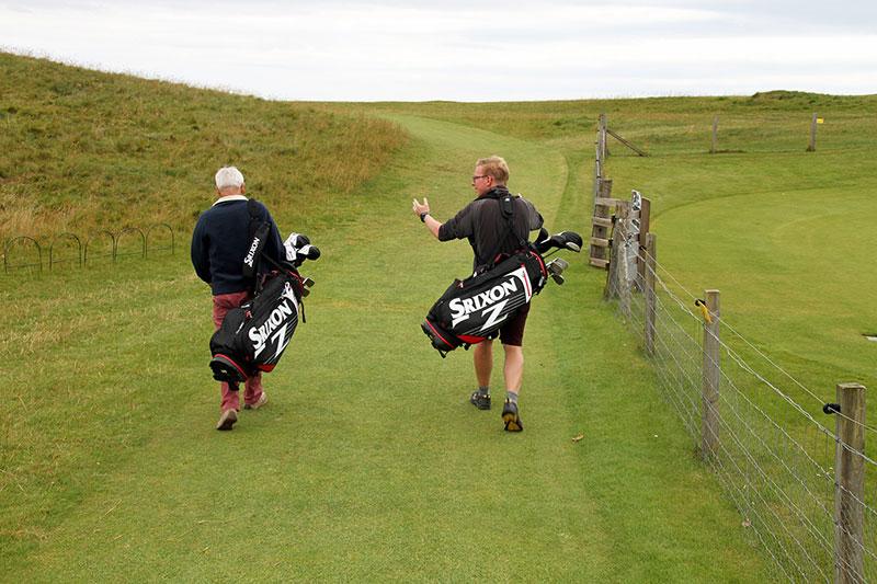 Golf entre amis