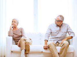 L'infidélité chez les seniors