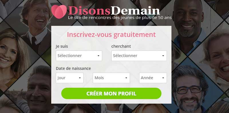 disons demain notre avis sur le site de rencontres des plus de 50 ans. Black Bedroom Furniture Sets. Home Design Ideas