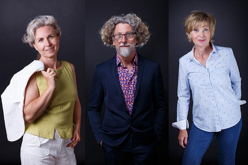 Le studio photo qui met les mannequins seniors en avant