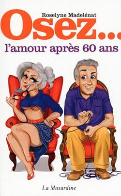 Livre Osez… L'amour après 60 ans