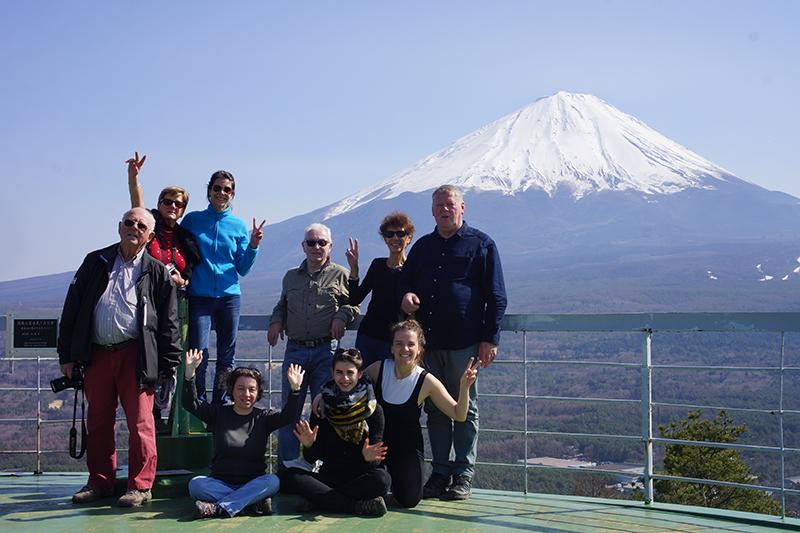 Top 5 des raisons de voyager au Japon