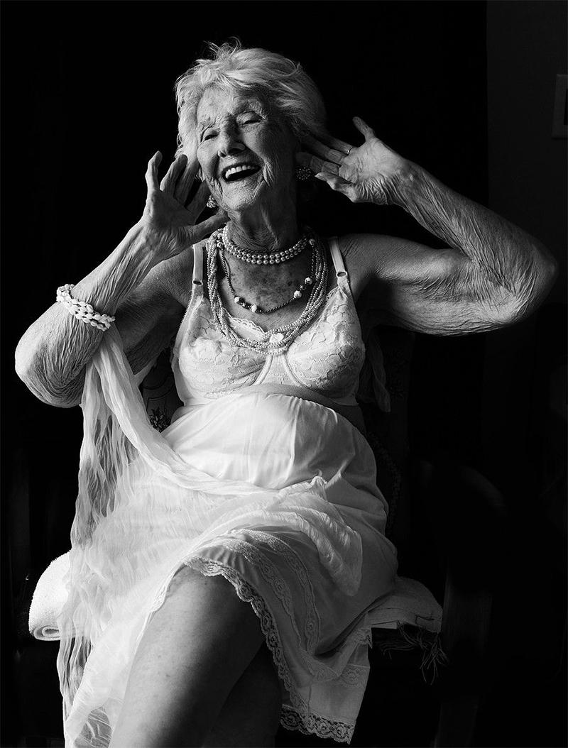 Marie Berthe Paquette par Arianne Clément