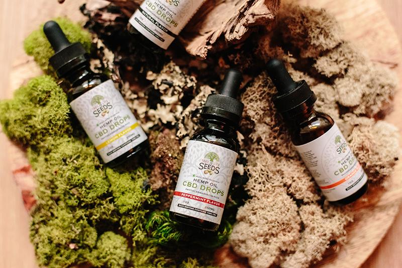 Les huiles essentielles parfumantes